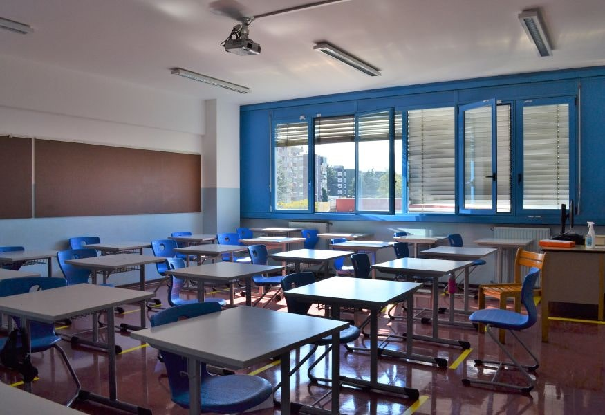 Ambiente sano a casa, a scuola, al lavoro