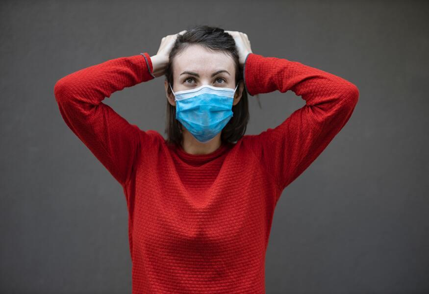 Luftqualität unter der Maske: Analyse schafft Klarheit